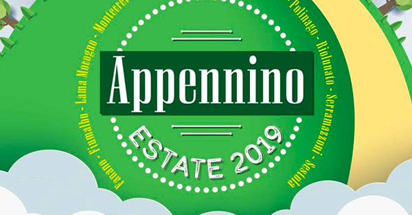 Summer in Appennino, the complete program