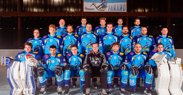 Hockey, il calendario dei Fanano Gold Miners